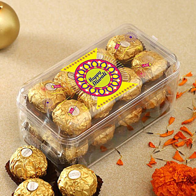 Blissful Diwali Ferrero Rocher Box