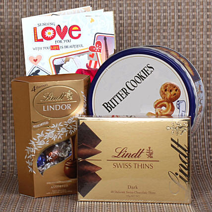 butter cookies combos for valentines day online