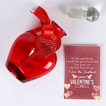 Message Bottle Gift