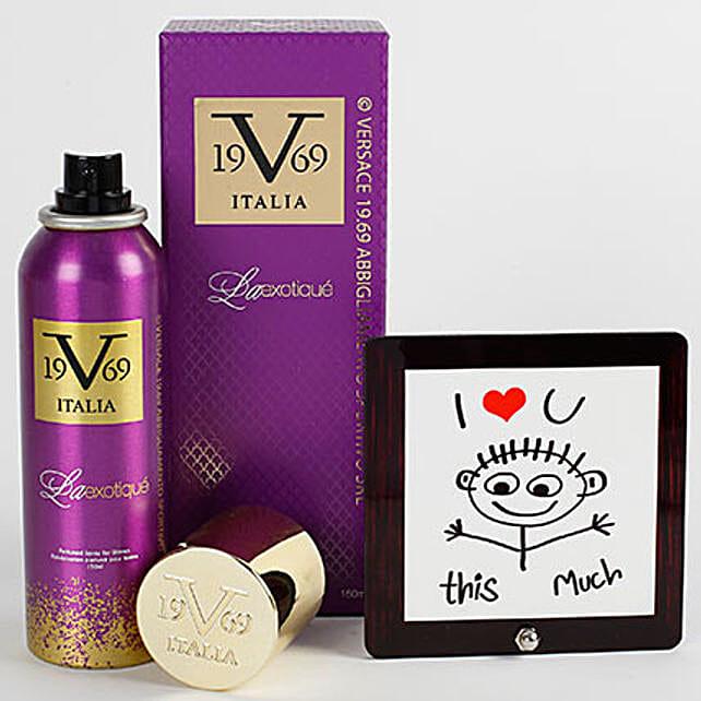 Fathers Day Fragrance Spray