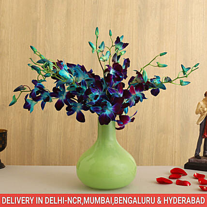 floral arrangement home décor online:Buy Orchids