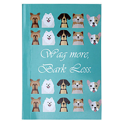Diary For Dog Lover Online