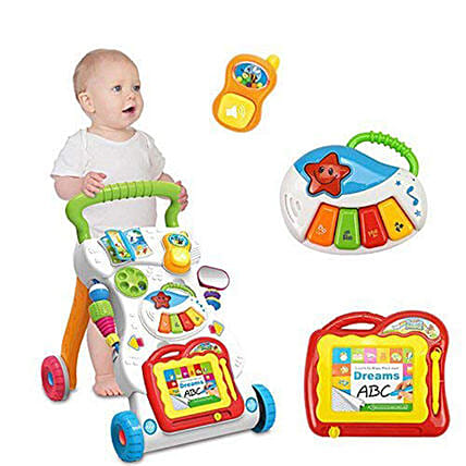Baby Walker Game Set Online