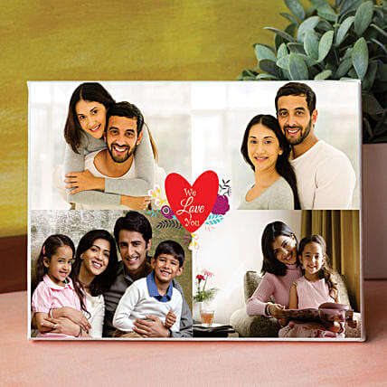 personalised photo frame for couple online
