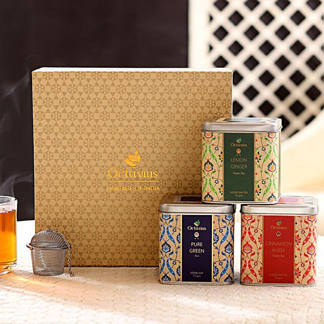 Online Exotic Tea Hamper