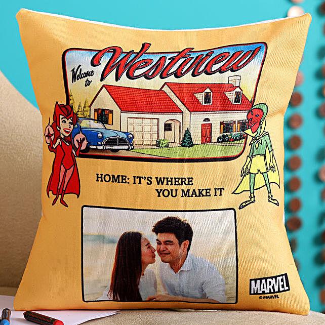 Westview Personalised Cushion
