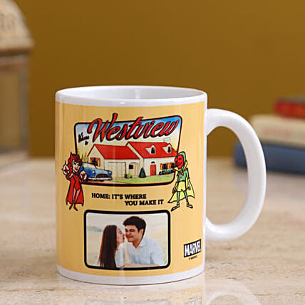 Westview Personalised Mug Hand Delivery