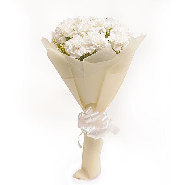 White Carnations