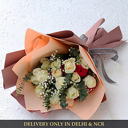 Online Rose Bouquet