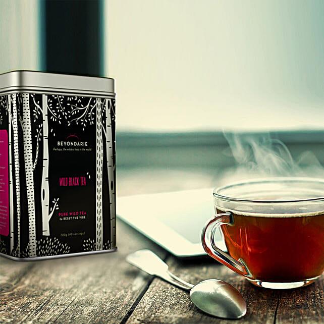 Wild Tribe Black Tea 100 Gms:Tea Gift Hampers