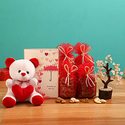 Dimensions- 5 InchesWishing Togetherness & Treats Hamper