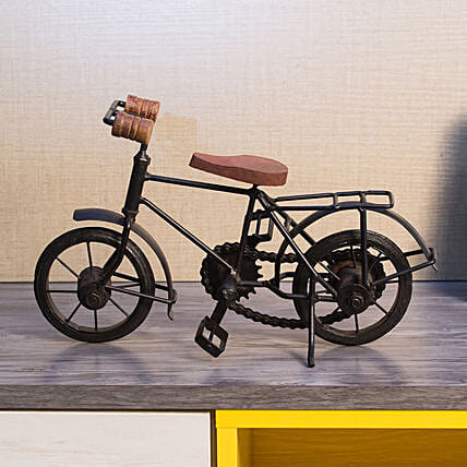 WISHTANK Cycle Miniature Showpiece