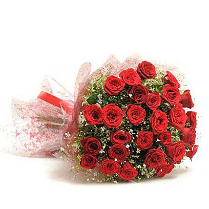 Bouquet of red roses:Send Flowers to Kadapa