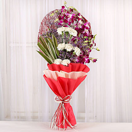 Wondrous wishes:Flowers for Doctors Day