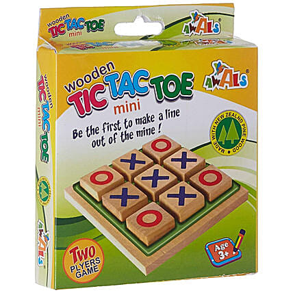 Online Tic Tac Toe Game Set:Gifts for Kids