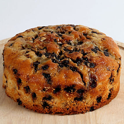 Online raisin rum cake for Christmas:Cake Delivery in Giridih