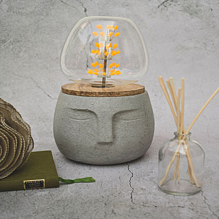 YC Amazing Face Lamp