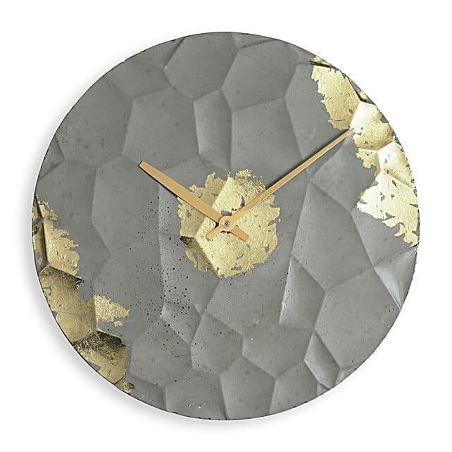 Online Grey Painted Clock