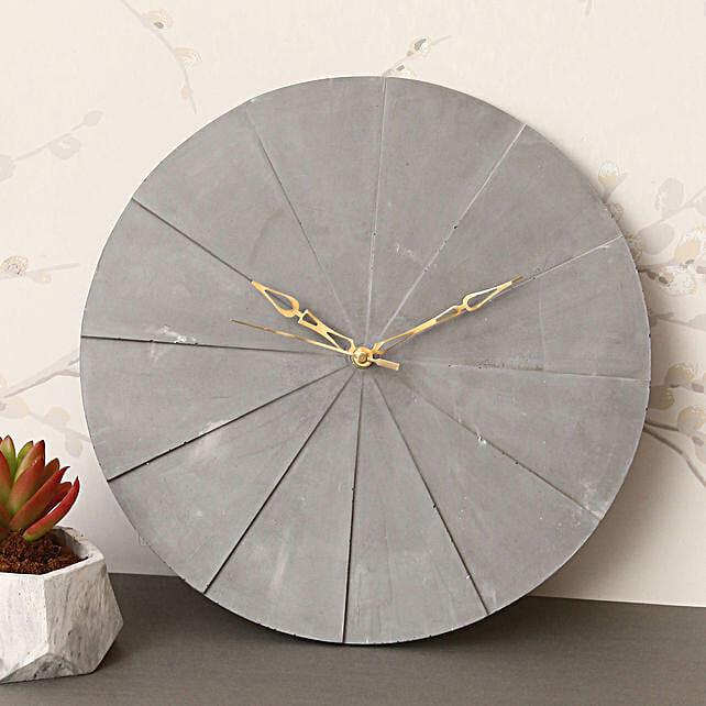 Onilne Minimakist Clock