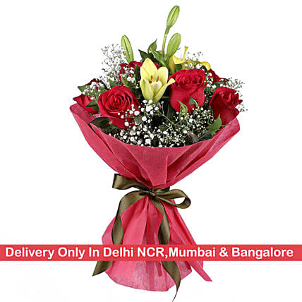 Online Flower Bouquet