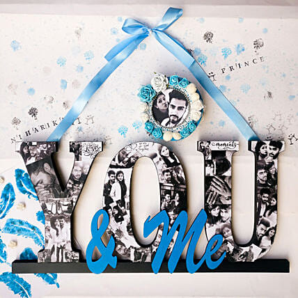 You n Me Wall Hanging