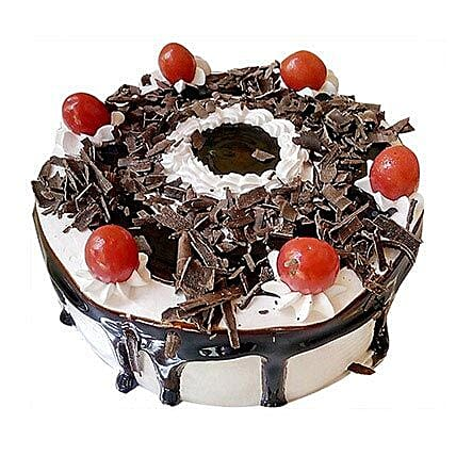 Yummiez Black Forest Cake 1 Kg