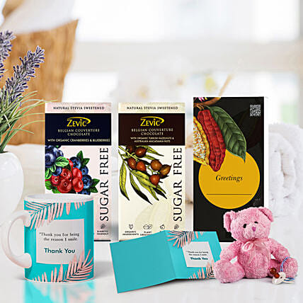 Thank You Gift Hamper Online