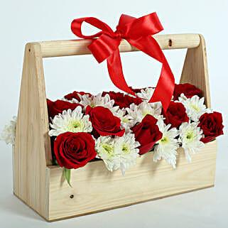 Romancing Roses N Daisies