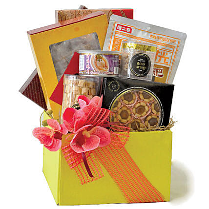 Blessed Wishes Treats Hamper