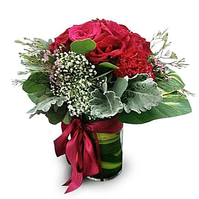 Christmas Strathy Roses