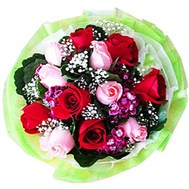 Dreamy Beauty Bouquet:Newborn Baby Gifts to Malaysia