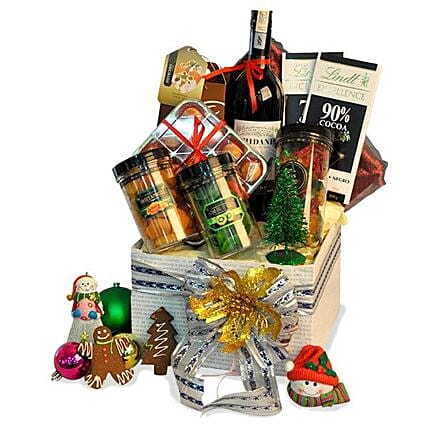 Hackberry Christmas Delight Hamper