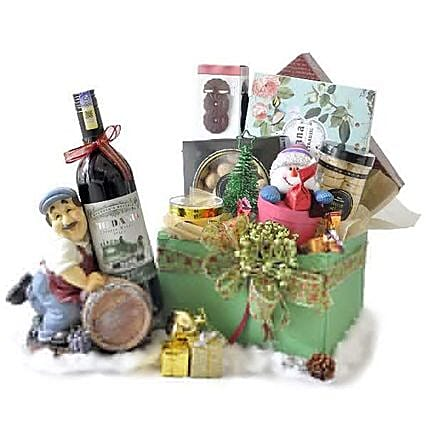 Janapole Christmas Delight Hamper