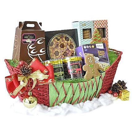 Christmas Kartena Food Hamper Gift