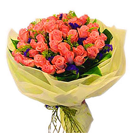 Special Pink Bouquet:Send Romantic Gifts to Malaysia