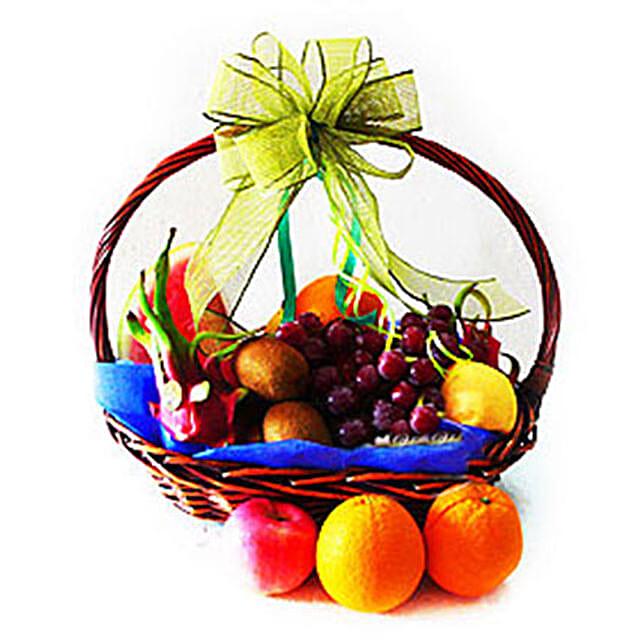 Sweet Seasonal Fruits