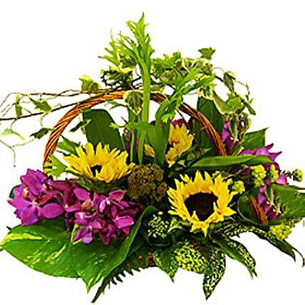 Mixed Flowers Special:Send mixed Flowers to Malaysia