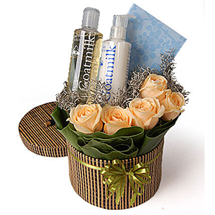 Fragrant Bathing Accessories