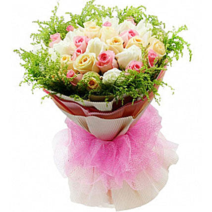 Elegance Rules:Send mixed Flowers to Malaysia