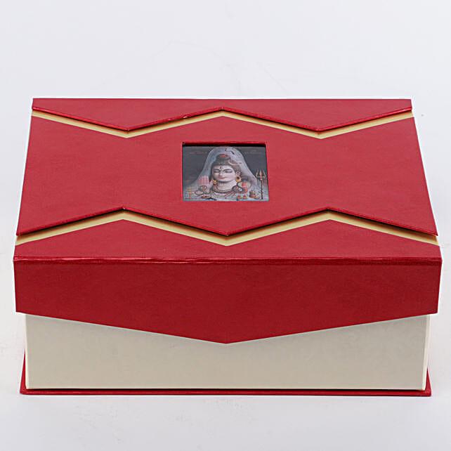 Lord Shiva Pooja Box:Send Pooja Samagri Boxes to Malaysia