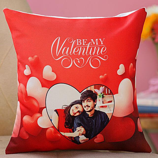 personalised valentine day cushion:Send Cushion to Malaysia