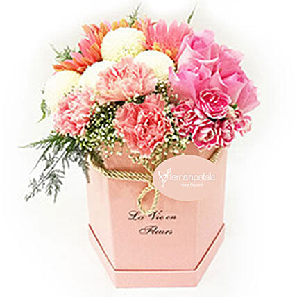 You Are The Best:Send mixed Flowers to Malaysia