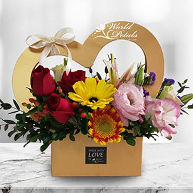 Admiration Flower Arrangement