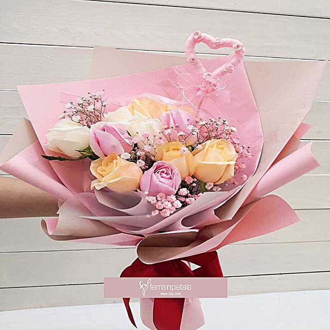 Dreamy Hues Bouquet