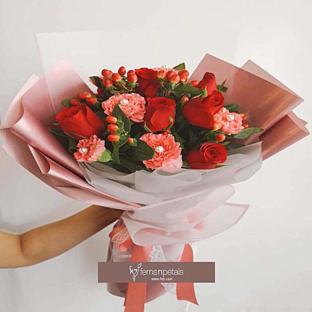 Elite Rose Bouquet