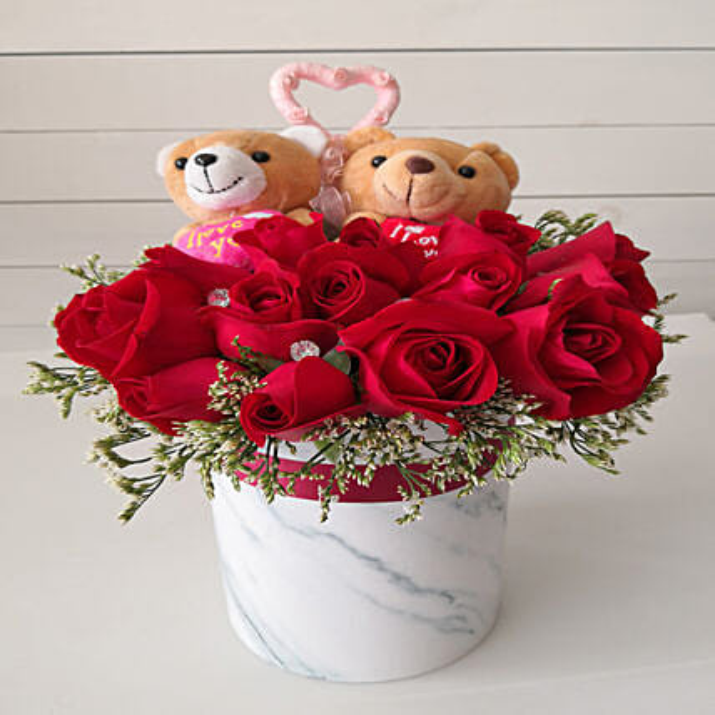 Celebrate Love Cute Valentine Box