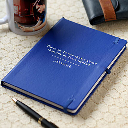 Better Things Ahead Notebook