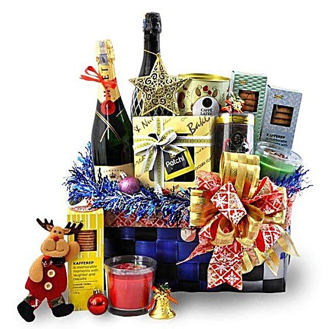 Gibaja Christmas Hamper:Send Anniversary Gifts to Malaysia