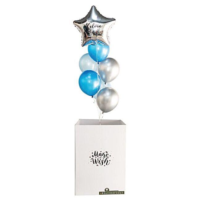 Balloon Surprise Box Dodie