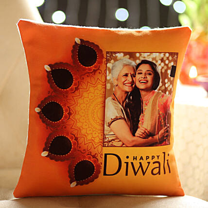 Personalised Diwali Wishes For Mom